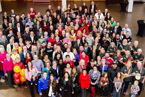Arts and Culture Council of Burlington member group photo
