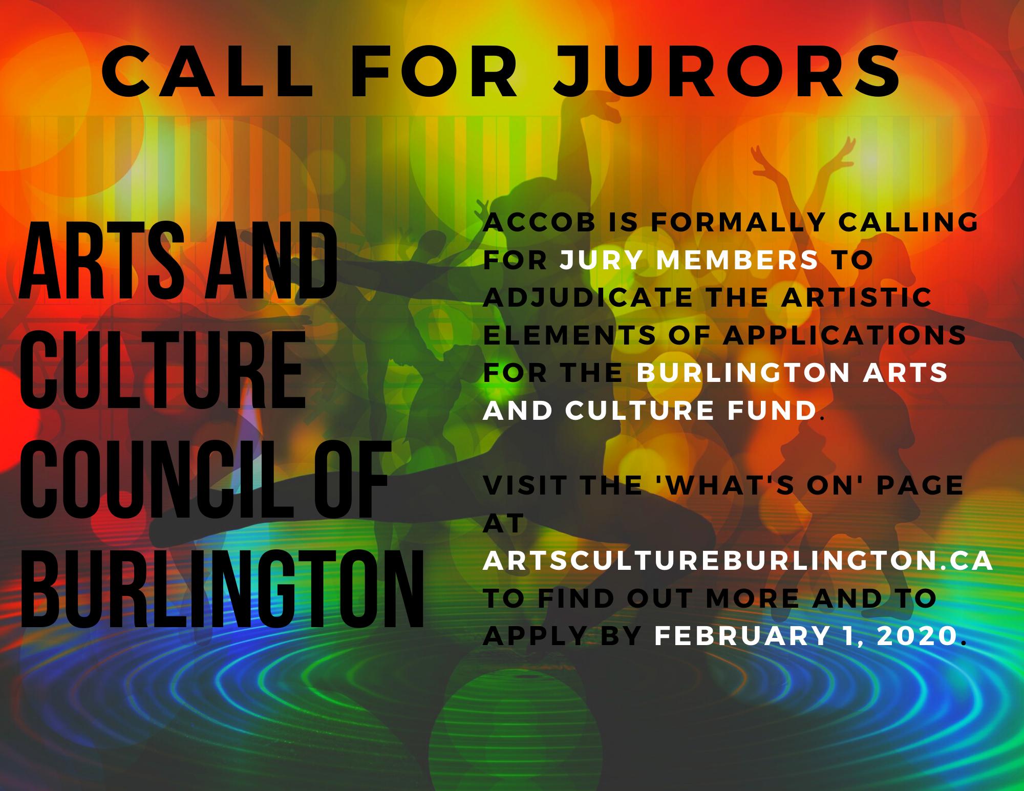 2020 ACCOB Call for Jurors
